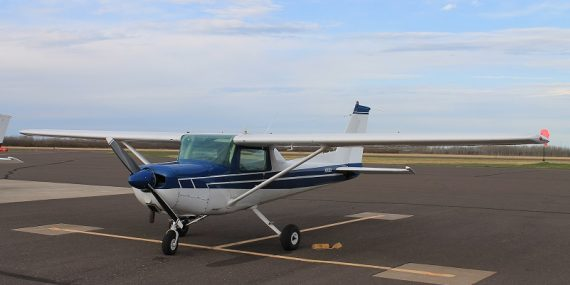 Cessna 152 N24242 Price: $87 per hour Flight Rules: VFR 180HP Engine Farmin 150VFR GPS Digital TKM Radio 10 hour block rate $72 per hour