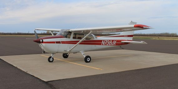 Cessna 172 for Rent
